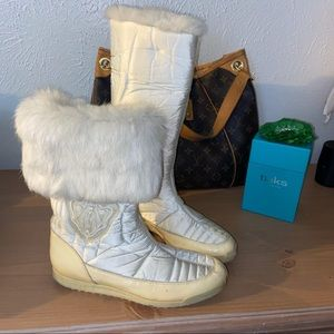 Auth🌺GUCCI winter boots.